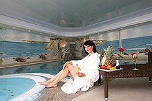 Schwimmbad im AKZENT Kur- und Wellness Hotel Mönchgut